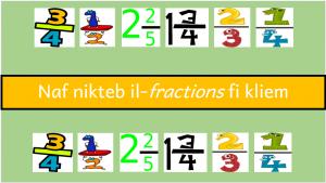 26-naf-nikteb-il-fractions-fi-kliem