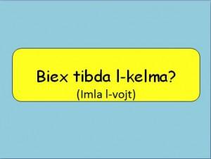 Biex tibda