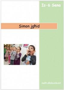 Istruzzjonijiet ghal-loghba Simon jghid