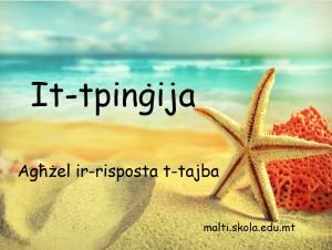 It-Tpingija - mistoqsijiet interattivi 1