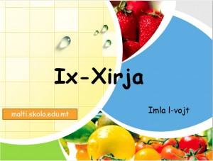 Ix-xirja-mistoqsijiet interattivi 2