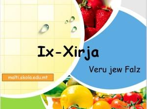Ix-xirja-mistoqsijiet interattivi 3