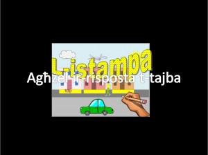 L-Istampa - mistoqsijiet interattivi