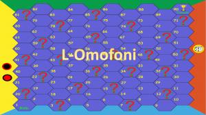 L-Omofoni