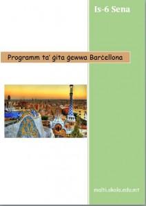 Programm ta' gita gewwa Barcellona