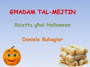 Ghadam tal-Mejtin-Halloween
