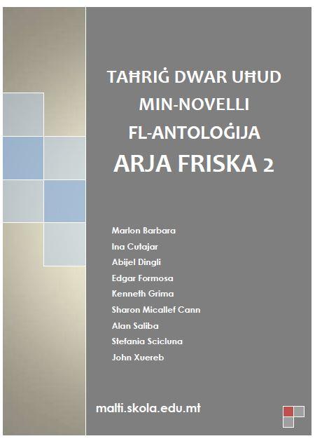 Arja Friska