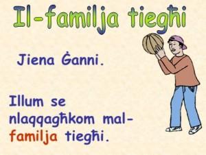 Il-familja