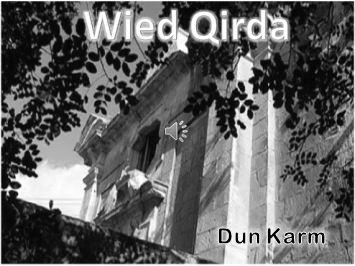 Wied Qirda