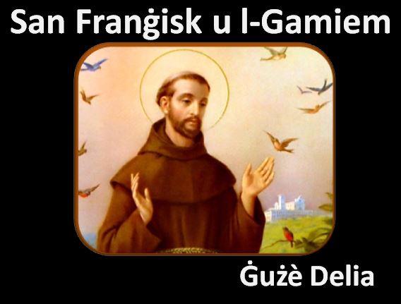 San Franġisk u l-Gamiem