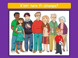 X'inti tara fl-istampa K1 T3