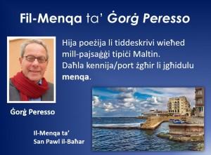 Fil-Menqa ta Gorg Peresso
