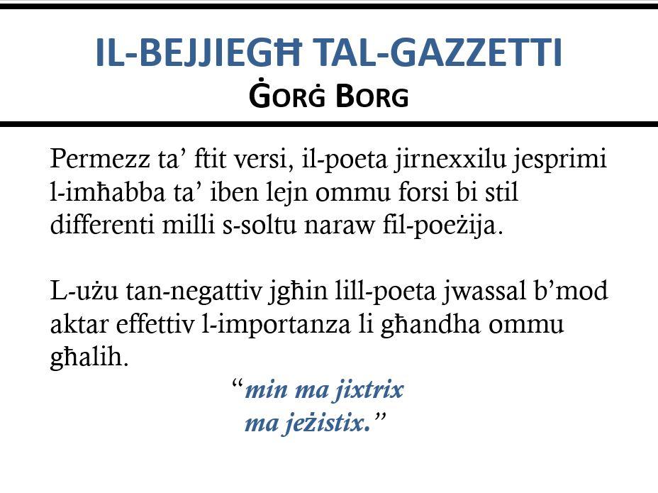 Il-Bejjiegh