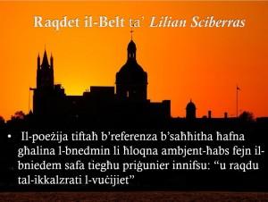 Raqdet il-Belt - Lilian Sciberras
