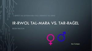 ir-rwol-tal-mara-vs-ragel