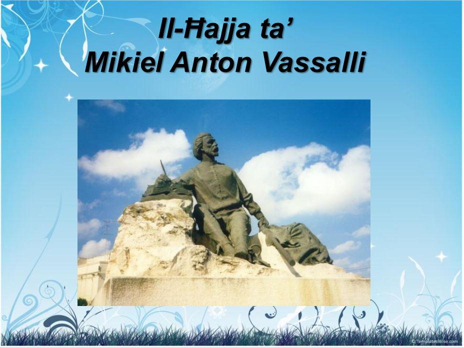 Mikiel A Vassalli