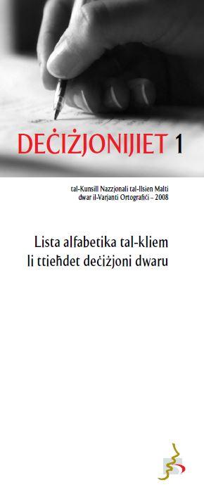 Lista Alfabetika