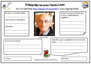 Bijografija ta' Charles Casha1