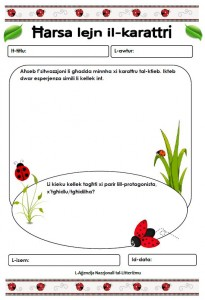 Harsa lejn il-karattri 2