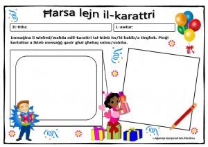Harsa lejn il-karattri 4