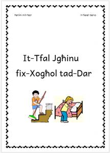 It-Tfal Jghinu fix-Xoghol tad-Dar