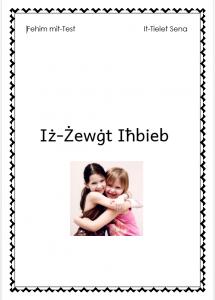 Iz-Zewgt Ihbieb