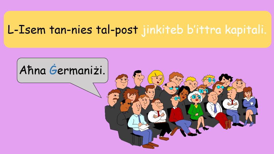L-Ittri Kapitali - In-Nies tal-Post -prezentazzjoni yr 5,6