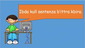 L-Ittri Kapitali fil-Bidu tas-Sentenza - prezentazzjoni Yr 1,2