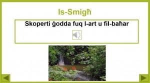 Skoperti Godda fuq l-Art u fil-Bahar-Corinne Schembri